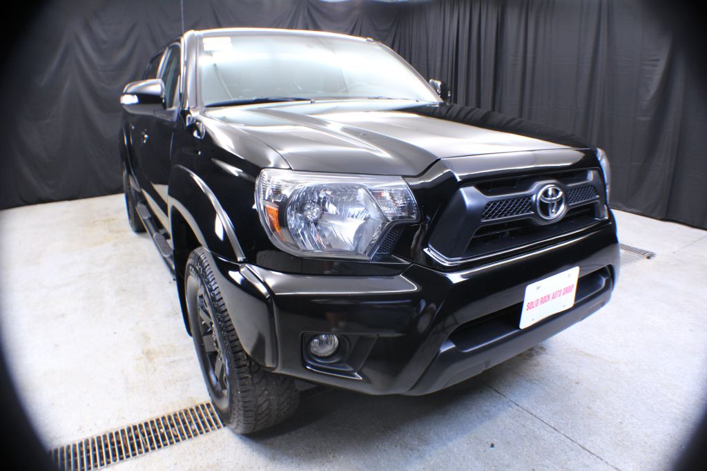 2015 TOYOTA TACOMA for sale at Solid Rock Auto Group