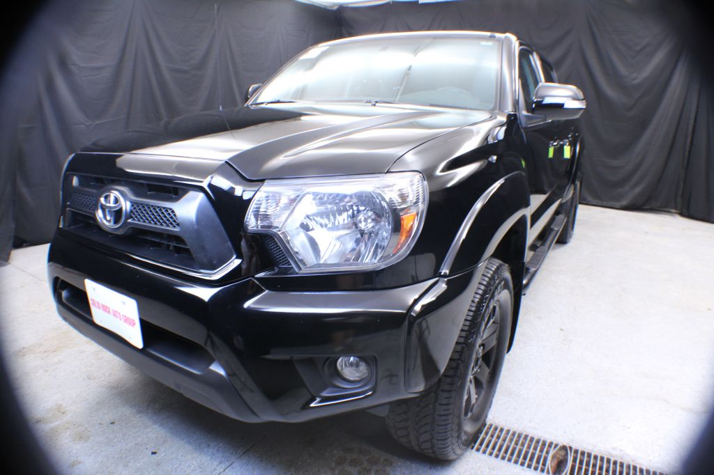 2015 TOYOTA TACOMA DOUBLE CAB for sale at Solid Rock Auto Group