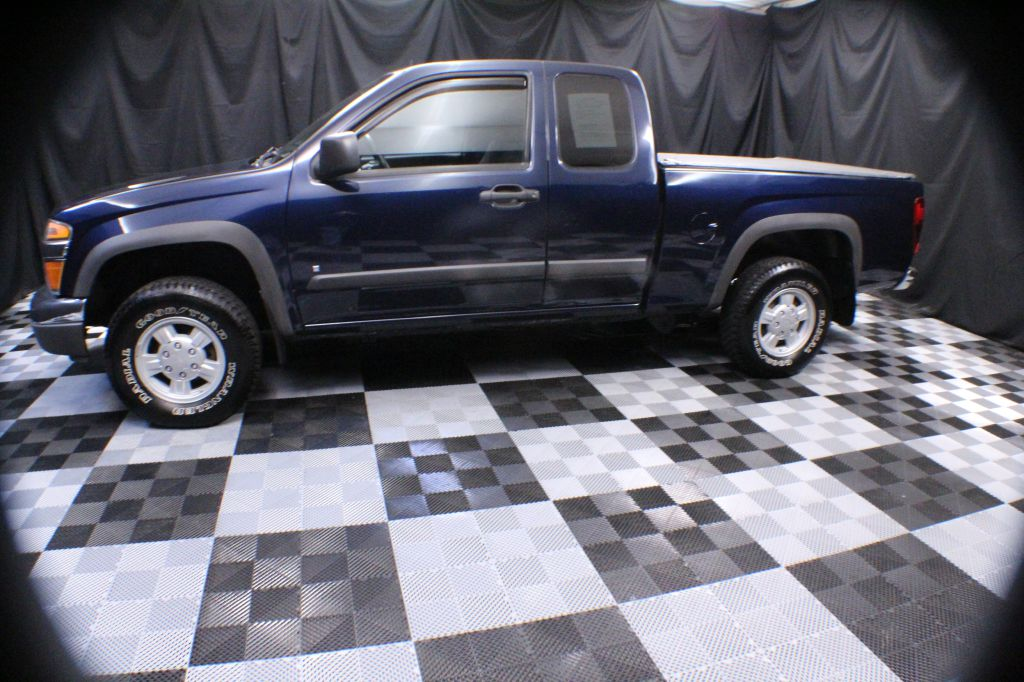 2008 CHEVROLET COLORADO EXT CAB LS for sale at Solid Rock Auto Group