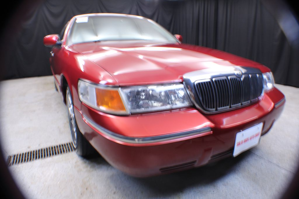 2001 MERCURY GRAND MARQUIS GS for sale at Solid Rock Auto Group