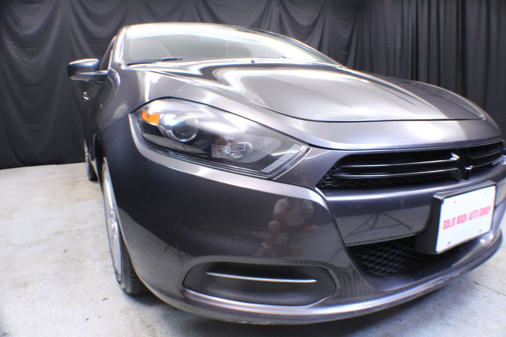 2016 DODGE DART for sale at Solid Rock Auto Group