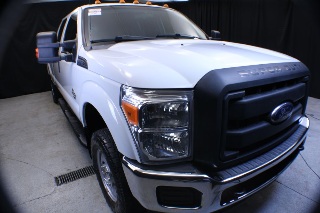 2013 FORD F350 for sale at Solid Rock Auto Group