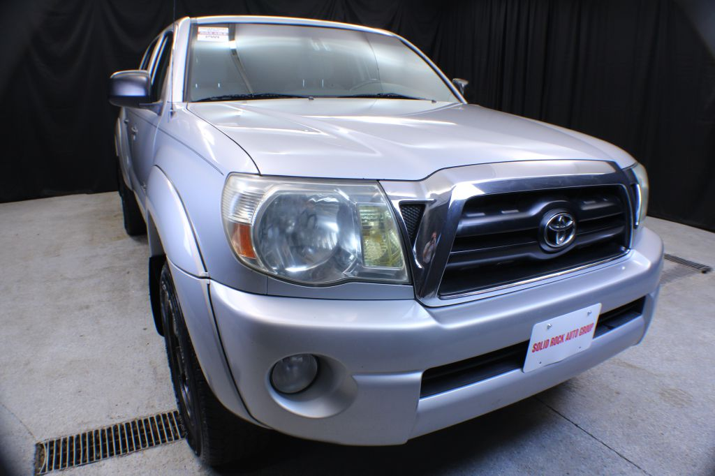 2005 TOYOTA TACOMA for sale at Solid Rock Auto Group
