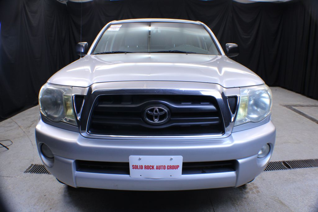 2005 TOYOTA TACOMA DOUBLE CAB for sale at Solid Rock Auto Group