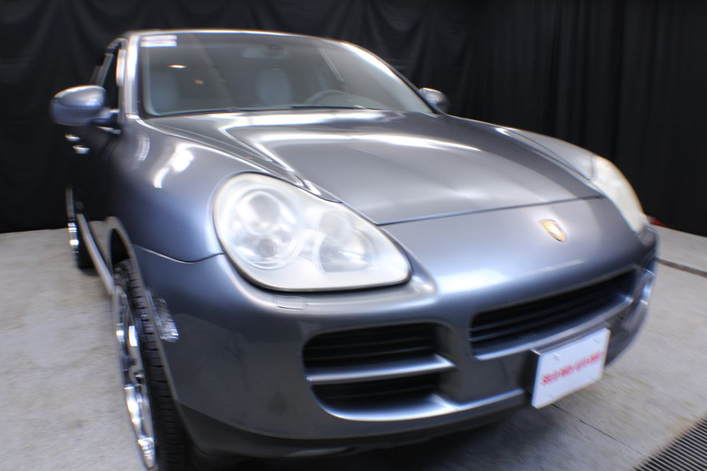 2004 PORSCHE CAYENNE S for sale at Solid Rock Auto Group