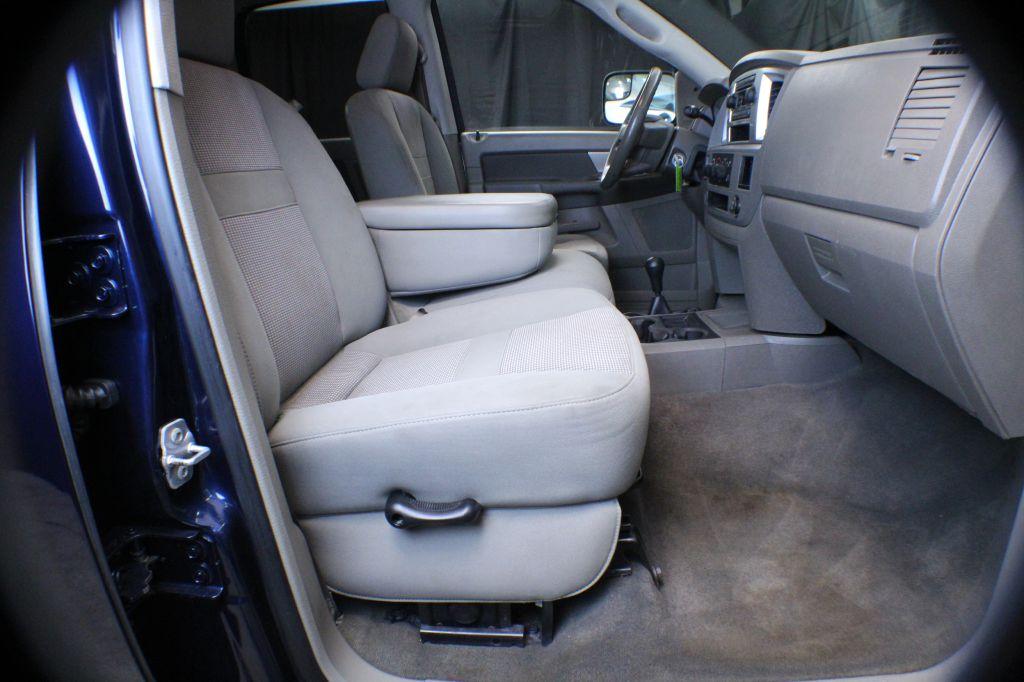 2007 DODGE RAM 2500 SLT CUMMINS 4X4 for sale at Solid Rock Auto Group