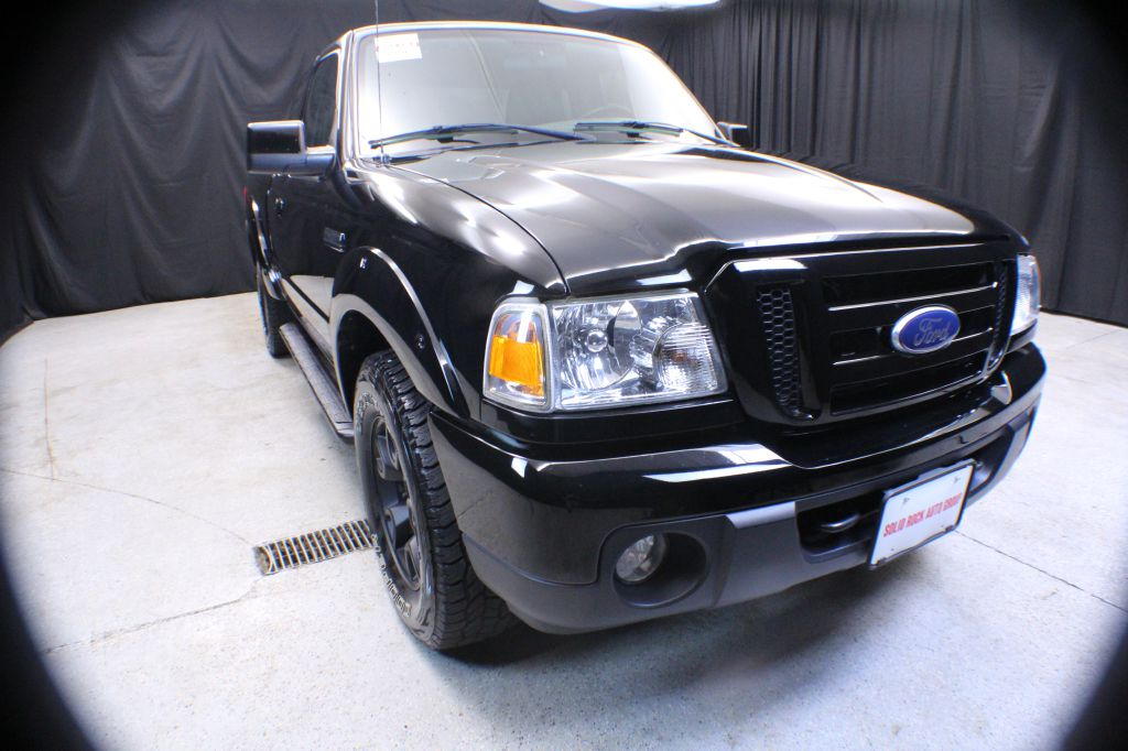 2011 FORD RANGER for sale at Solid Rock Auto Group