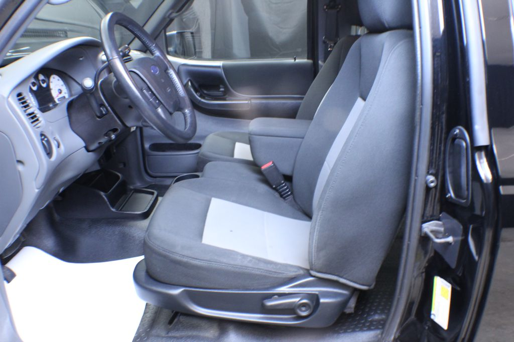 2011 FORD RANGER SUPER CAB for sale at Solid Rock Auto Group