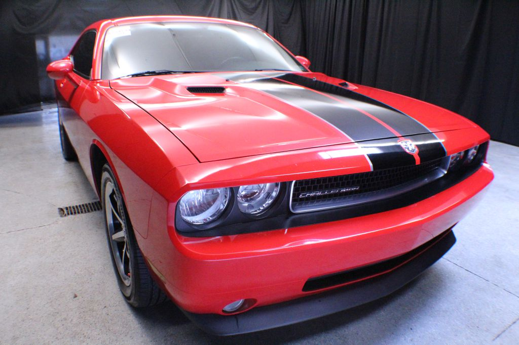 2010 DODGE CHALLENGER for sale at Solid Rock Auto Group