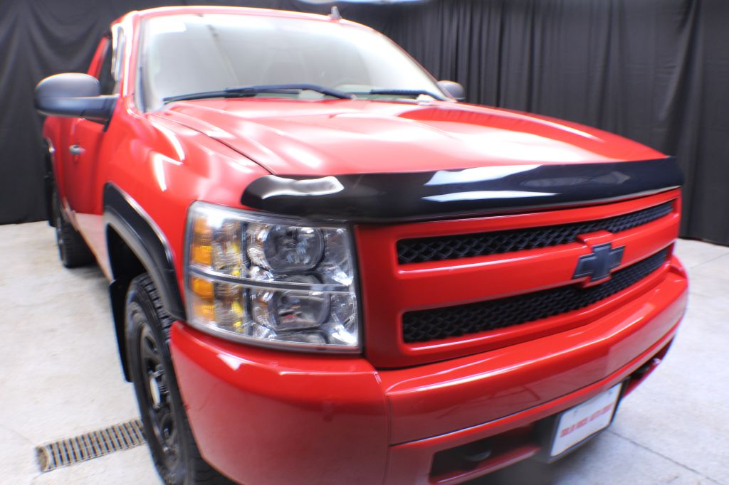 2007 CHEVROLET SILVERADO 1500 REGULAR CAB for sale at Solid Rock Auto Group