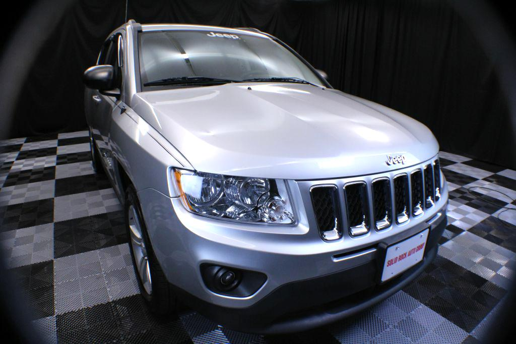2013 JEEP COMPASS for sale at Solid Rock Auto Group