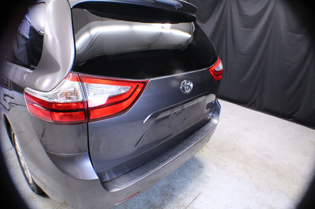 2015 TOYOTA SIENNA LE for sale at Solid Rock Auto Group