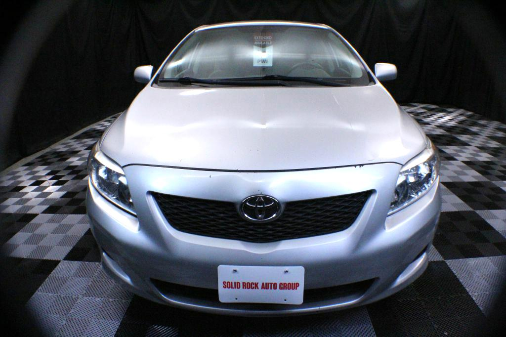 2010 TOYOTA COROLLA BASE for sale at Solid Rock Auto Group