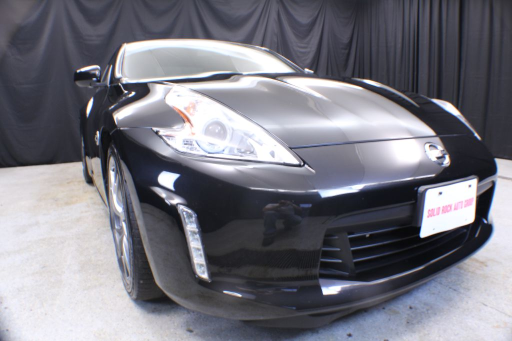 2017 NISSAN 370Z for sale at Solid Rock Auto Group