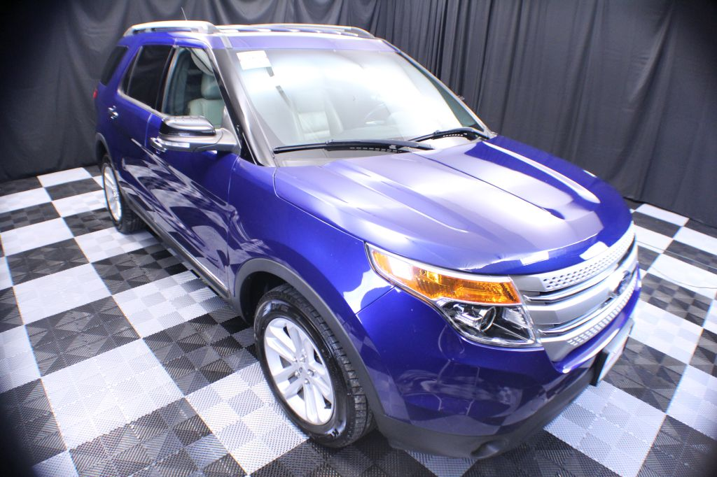 2014 FORD EXPLORER for sale at Solid Rock Auto Group