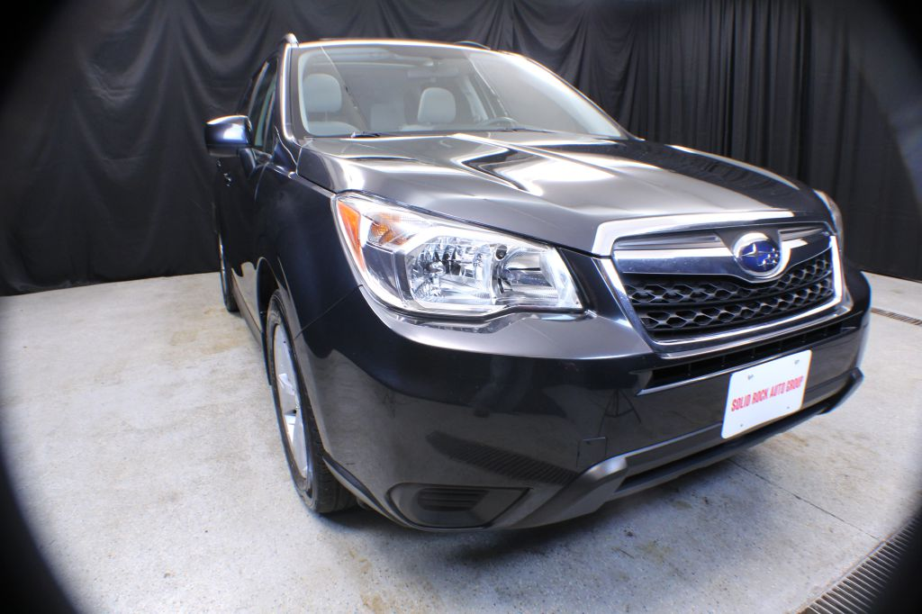 2015 SUBARU FORESTER for sale at Solid Rock Auto Group