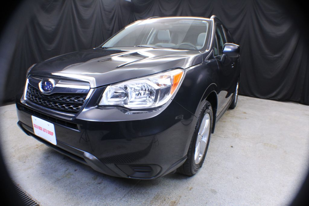 2015 SUBARU FORESTER 2.5I PREMIUM for sale at Solid Rock Auto Group