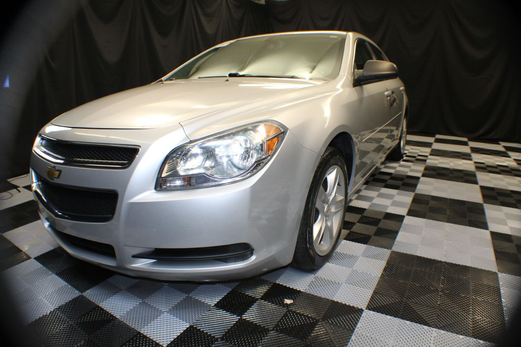 2010 CHEVROLET MALIBU LS for sale at Solid Rock Auto Group