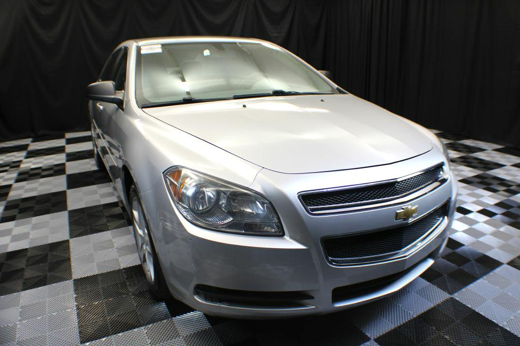 2010 CHEVROLET MALIBU for sale at Solid Rock Auto Group