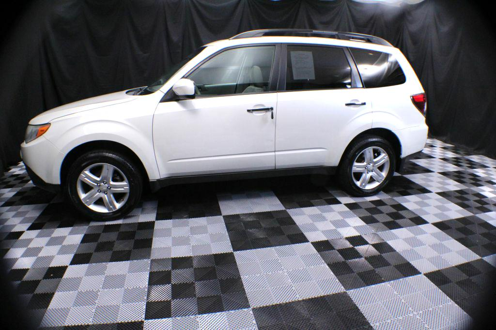 2010 SUBARU FORESTER 2.5X PREMIUM for sale at Solid Rock Auto Group