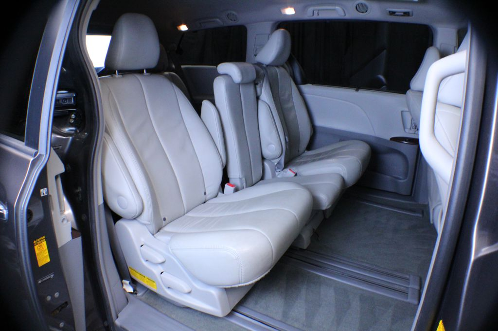 2013 TOYOTA SIENNA  for sale at Solid Rock Auto Group