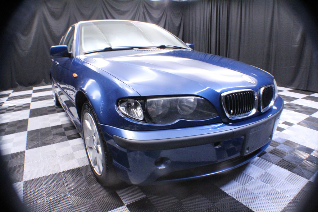 2003 BMW 325 for sale at Solid Rock Auto Group