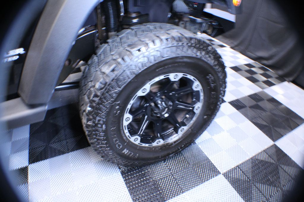 2008 JEEP WRANGLER UNLIMI X for sale at Solid Rock Auto Group