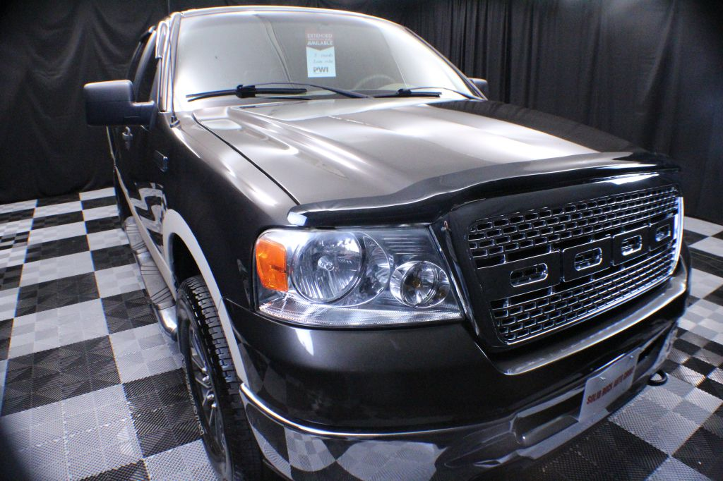 2007 FORD F150 for sale at Solid Rock Auto Group