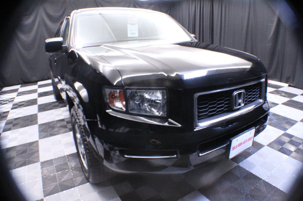 2008 HONDA RIDGELINE RTX for sale at Solid Rock Auto Group