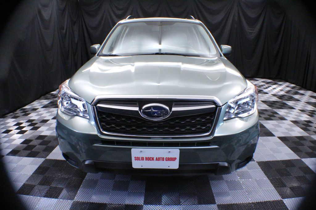 2016 SUBARU FORESTER 2.5I PREMIUM for sale at Solid Rock Auto Group