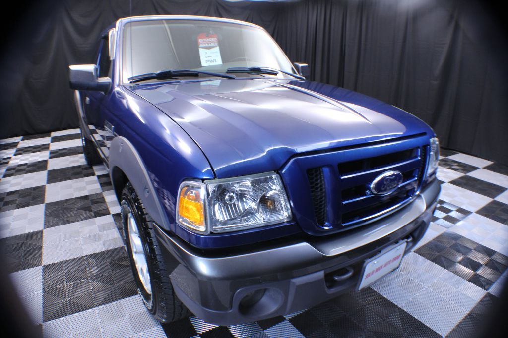 2008 FORD RANGER for sale at Solid Rock Auto Group