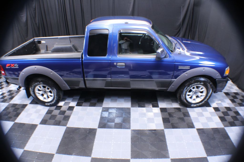 2008 FORD RANGER SUPER CAB XLT 4 for sale at Solid Rock Auto Group