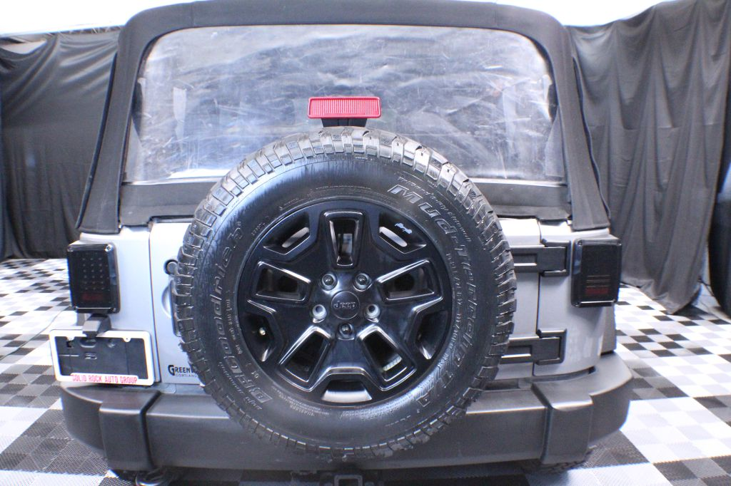 2014 JEEP WRANGLER SPORT for sale at Solid Rock Auto Group