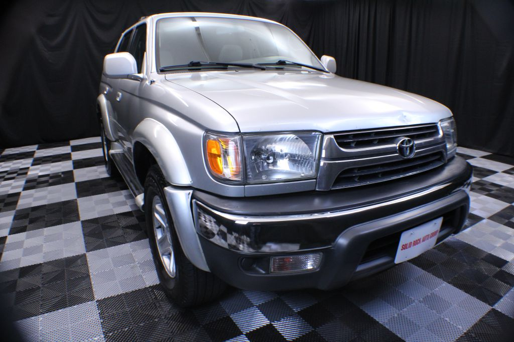 2001 TOYOTA 4RUNNER SR5 for sale at Solid Rock Auto Group