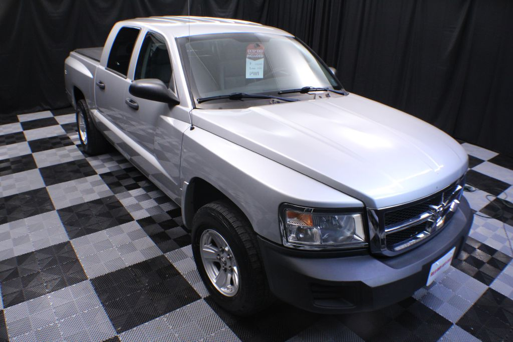 2008 DODGE DAKOTA for sale at Solid Rock Auto Group