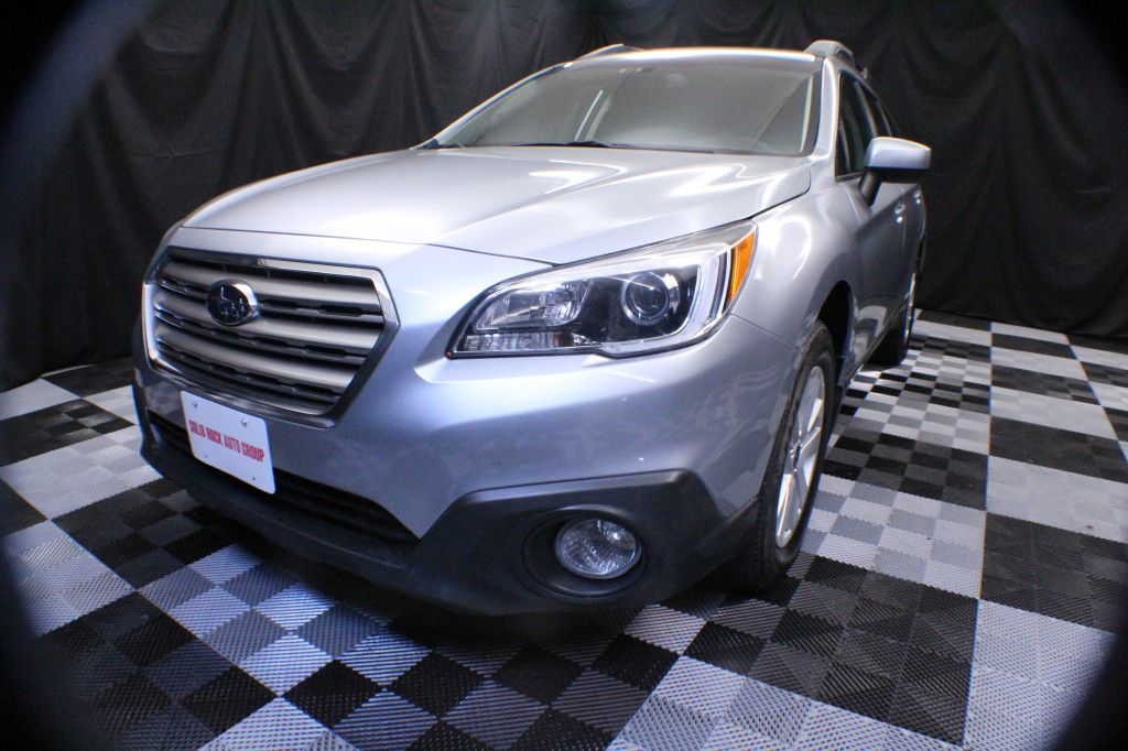 2015 SUBARU OUTBACK 2.5I PREMIUM for sale at Solid Rock Auto Group