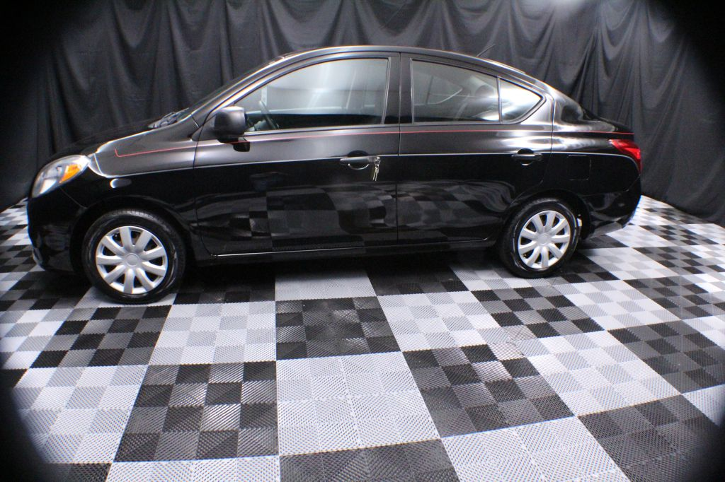 2013 NISSAN VERSA S for sale at Solid Rock Auto Group