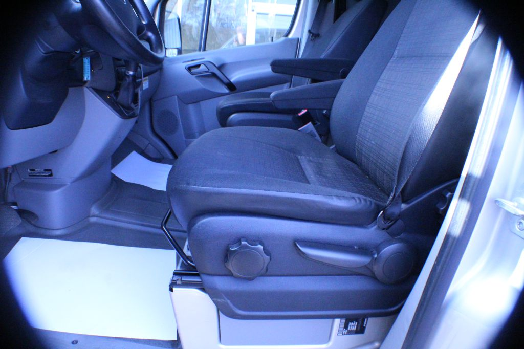 2014 MERCEDES-BENZ SPRINTER 2500 for sale at Solid Rock Auto Group