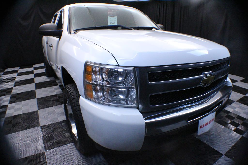 2009 CHEVROLET SILVERADO 1500  LT for sale at Solid Rock Auto Group