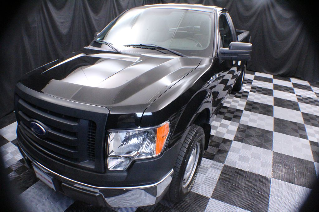 2010 FORD F150  for sale at Solid Rock Auto Group