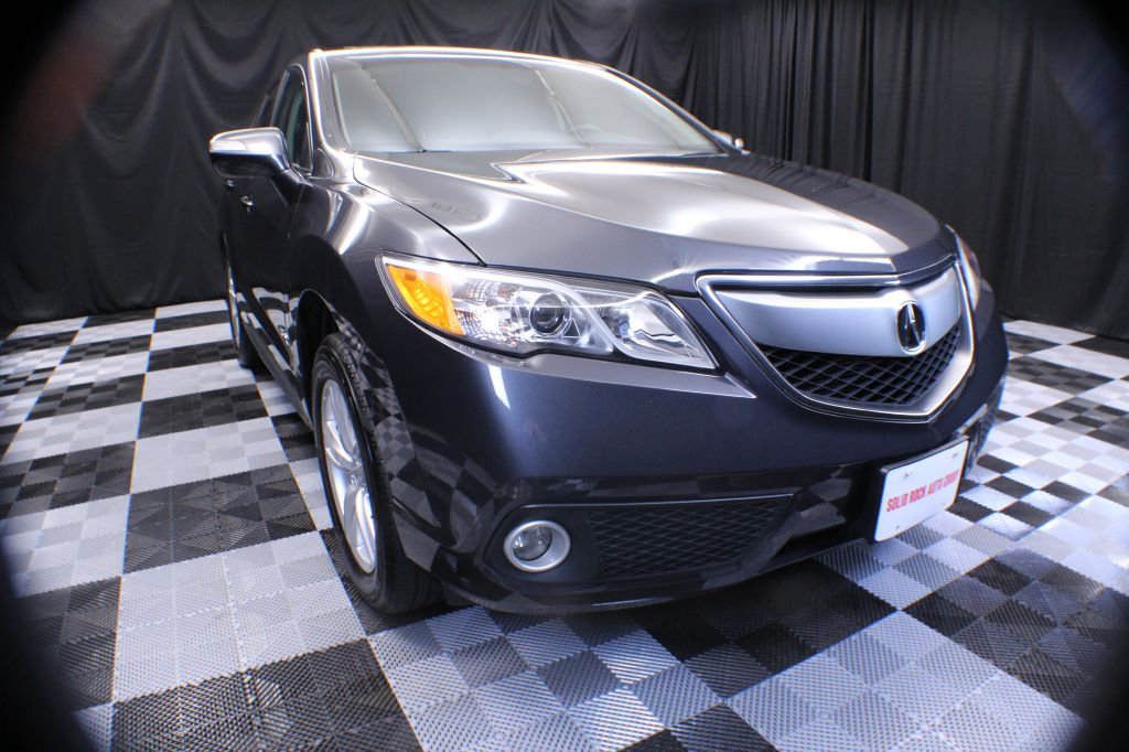 2013 ACURA RDX TECHNOLOGY for sale at Solid Rock Auto Group