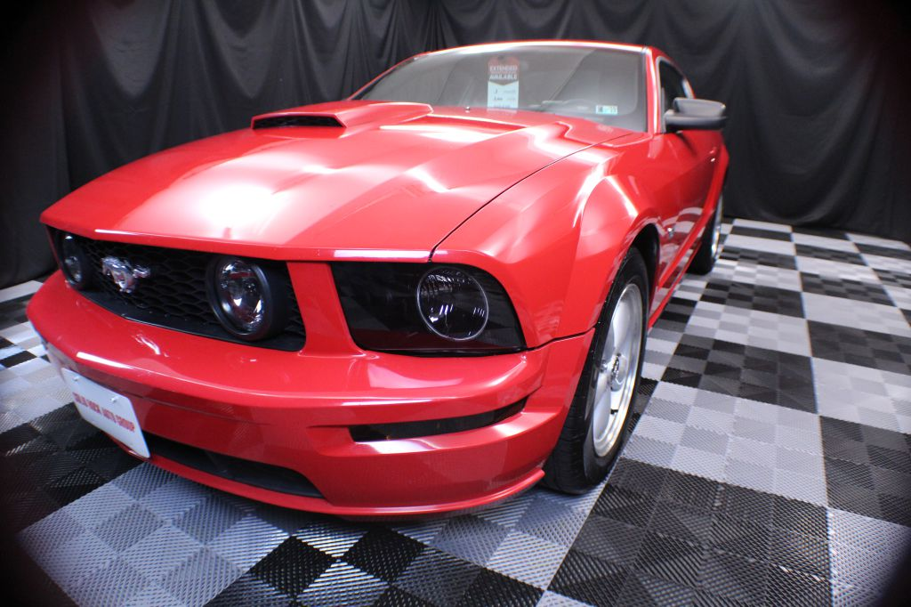 2008 FORD MUSTANG GT for sale at Solid Rock Auto Group