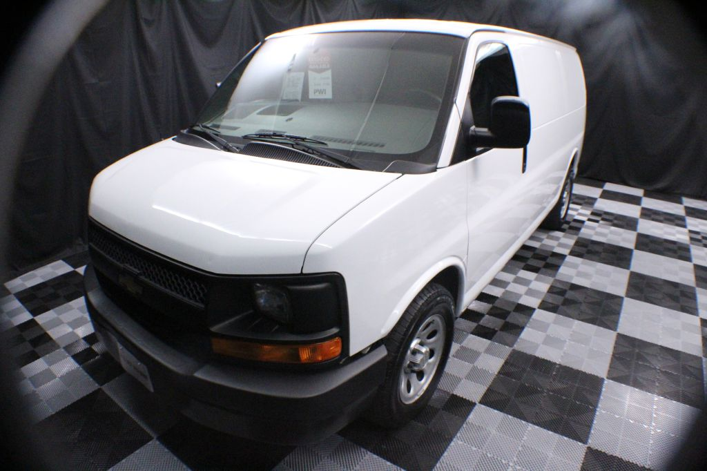 2012 CHEVROLET EXPRESS G1500  for sale at Solid Rock Auto Group