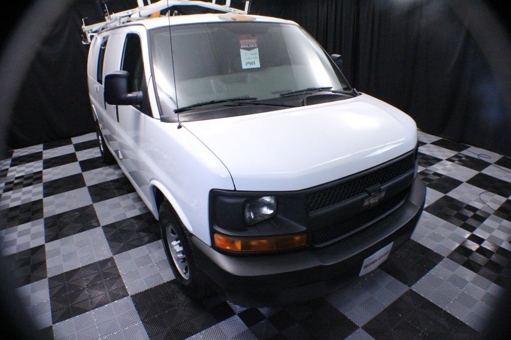 2007 CHEVROLET EXPRESS G2500  for sale at Solid Rock Auto Group
