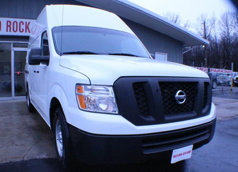 2014 NISSAN NV for sale at Solid Rock Auto Group