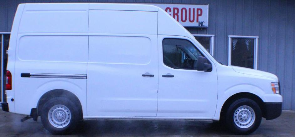 2014 NISSAN NV 2500 for sale at Solid Rock Auto Group