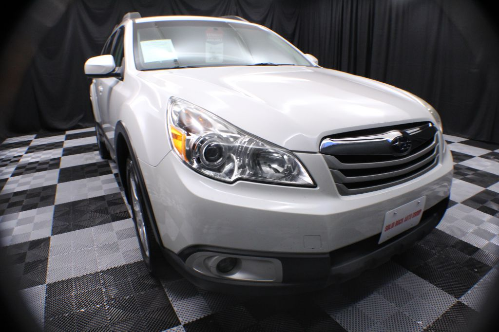 2011 SUBARU OUTBACK 2.5I PREMIUM for sale at Solid Rock Auto Group