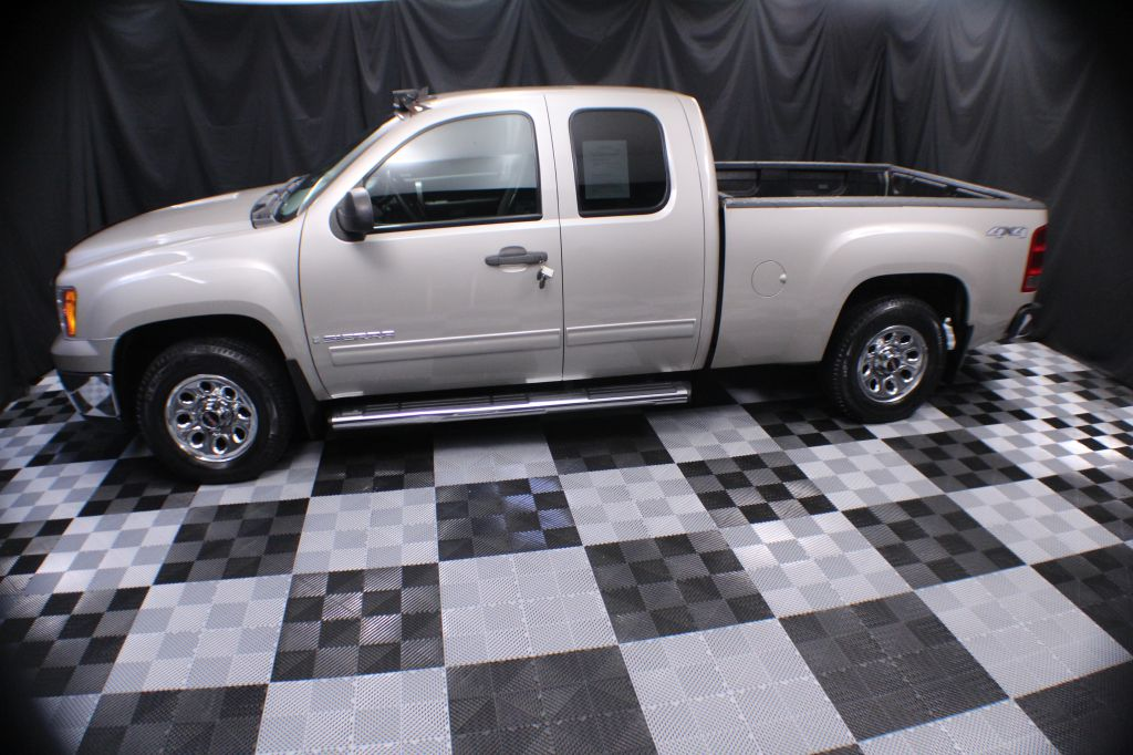 2009 GMC SIERRA 1500 for sale at Solid Rock Auto Group