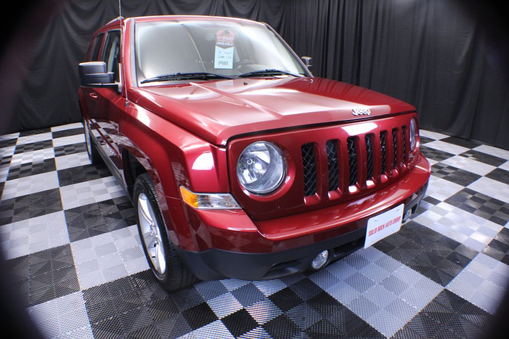 2014 JEEP PATRIOT LATITUDE for sale at Solid Rock Auto Group