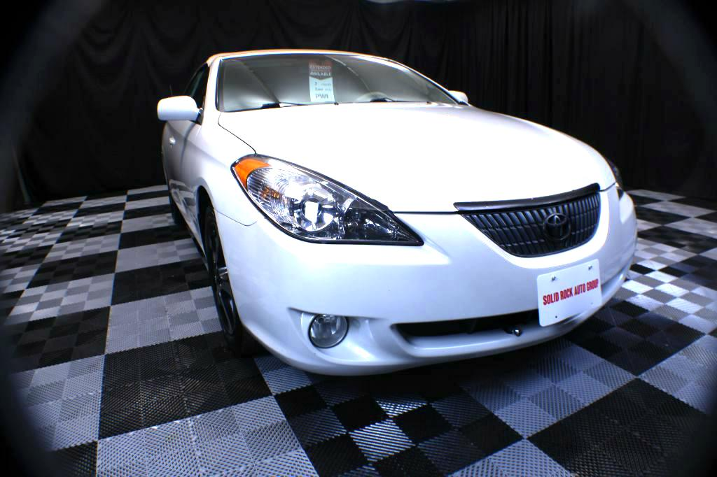 2006 TOYOTA CAMRY SOLARA SE for sale at Solid Rock Auto Group